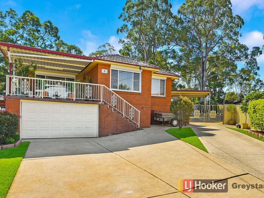3 Ray Place Woodpark, NSW 2164