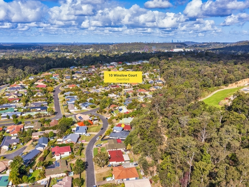 10 Winslow Court Oxenford, QLD 4210