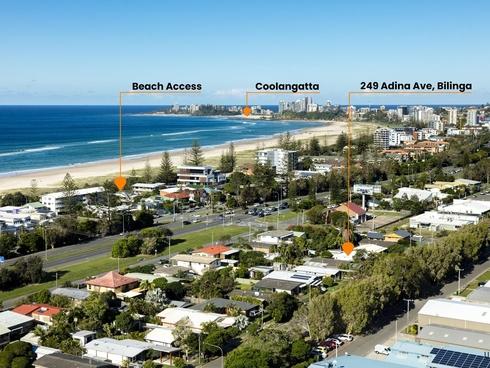 249 Adina Avenue Bilinga, QLD 4225