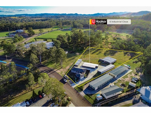 6 Industrial Close Wingham, NSW 2429