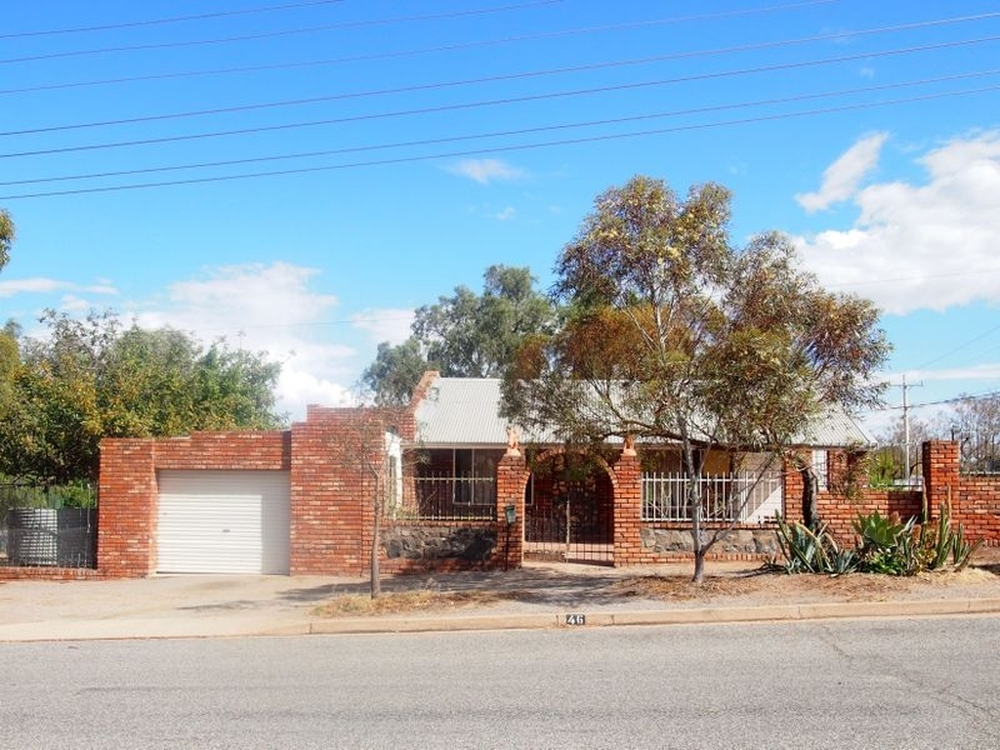46 Cummins Street Broken Hill, NSW 2880