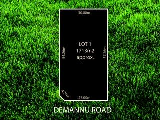 Lot 1 & 2/ Demannu Road Munno Para Downs , SA, 5115