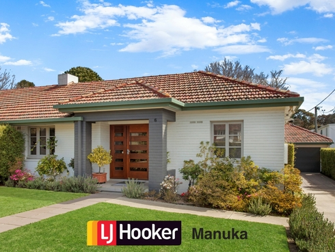 6 Roe Street Griffith, ACT 2603