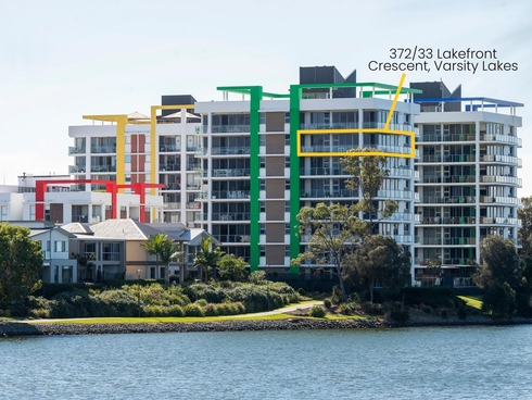 372/33 Lakefront Crescent Varsity Lakes, QLD 4227