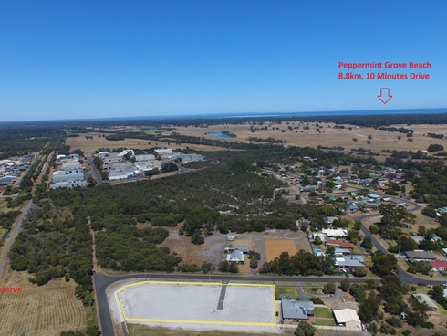Lot 47 - 1/2 West Road Capel, WA 6271