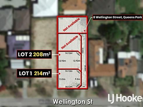 8B Wellington Street Queens Park, WA 6107