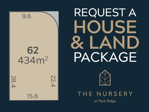 Lot 62/64-74 Bumstead Road Park Ridge, QLD 4125