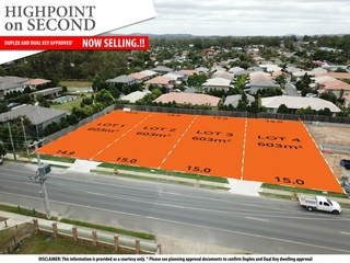 Lot 1/19 second avenue Marsden, QLD 4132