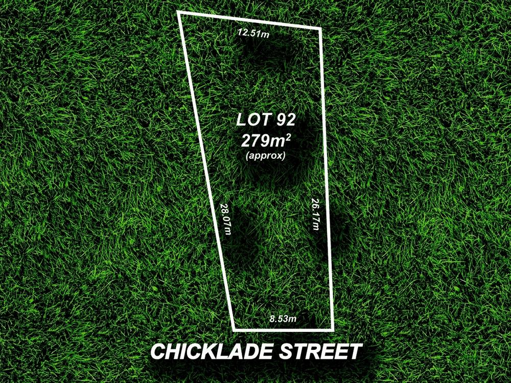 Lot 92/2 Chicklade Street Elizabeth Vale, SA 5112