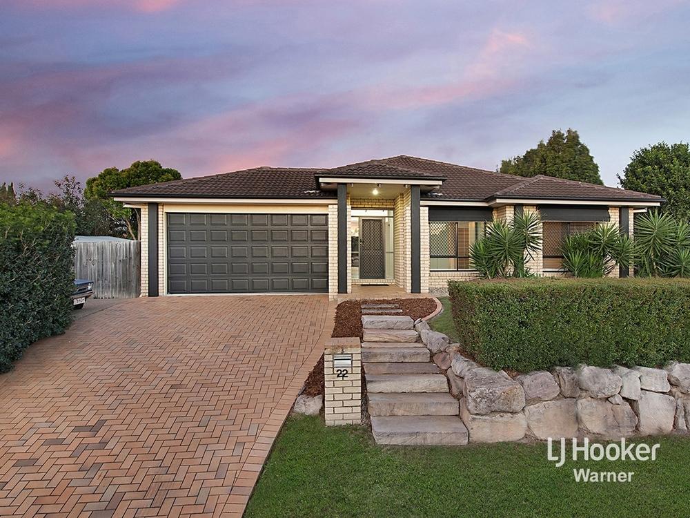 22 Bayberry Crescent Warner, QLD 4500