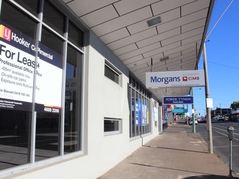 Suite 2 (Part)/618-624 Ruthven Street Toowoomba City, QLD 4350