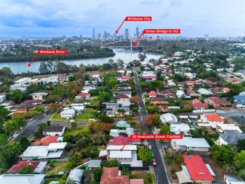 53 Newcastle Street Fairfield, QLD 4103