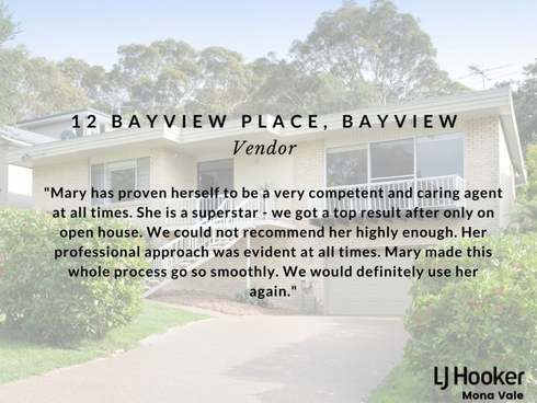 12 Bayview Place Bayview, NSW 2104