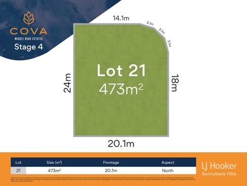Lot 21/2 Aqua Court Hillcrest, QLD 4118