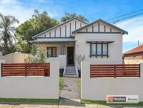 36 Carrington Street Bexley, NSW 2207