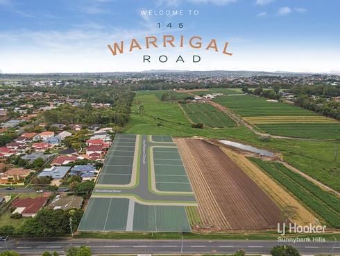 Lot 11/145 Warrigal Road Runcorn, QLD 4113