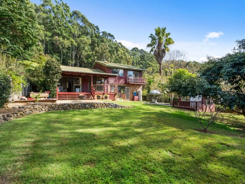 28 Freemans Road Lower Beechmont, QLD 4211