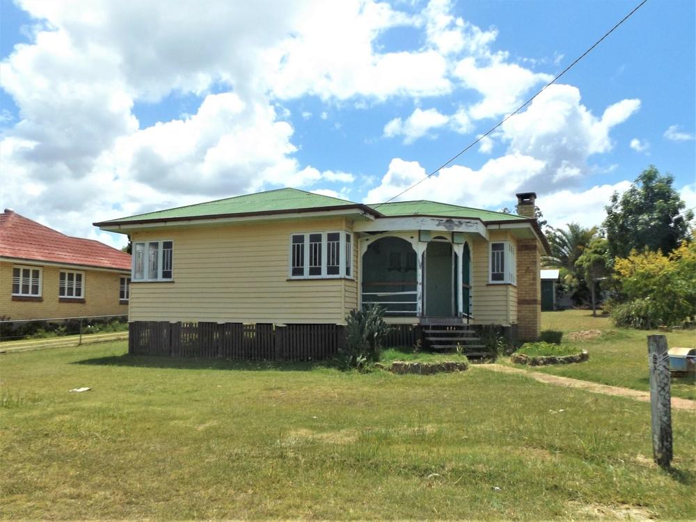 60 Scott Street Wondai, QLD 4606