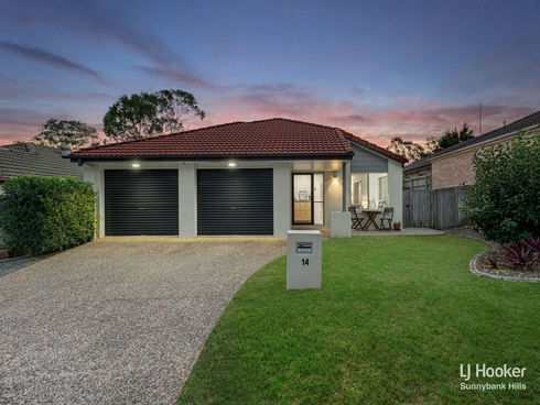 14 Fraser Place Forest Lake, QLD 4078