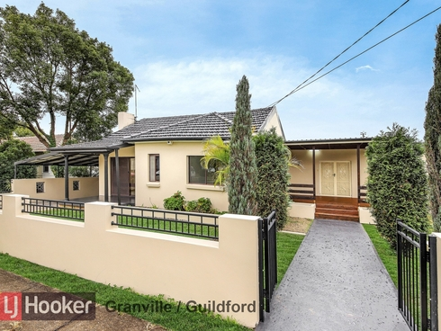 47 Gordon Avenue Granville, NSW 2142