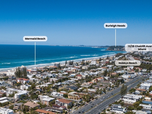 13/28 Chairlift Avenue Miami, QLD 4220