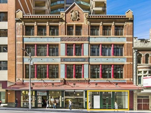 Retail 2/148 Elizabeth Street Surry Hills, NSW 2010
