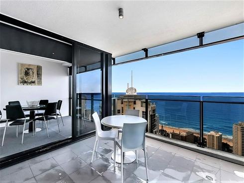 Apartment 2421/9 Ferny av Surfers Paradise, QLD 4217