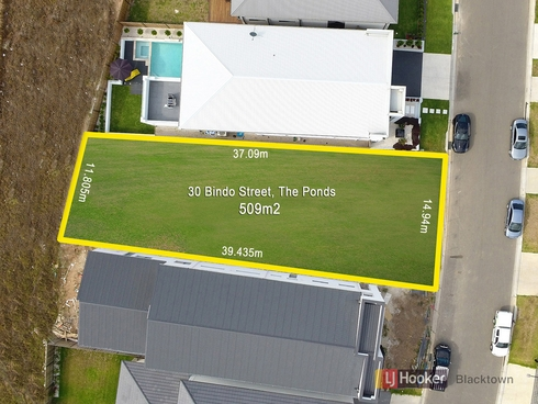 30 Bindo Street The Ponds, NSW 2769