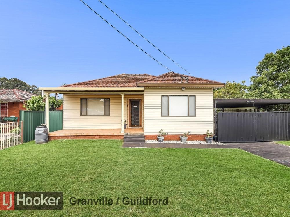 38 The Esplanade Guildford, NSW 2161