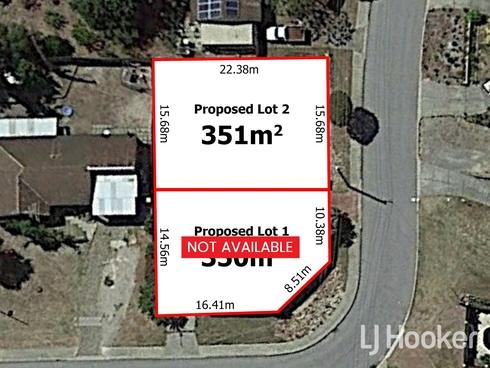 Lot 2/13 Partridge Way Thornlie, WA 6108