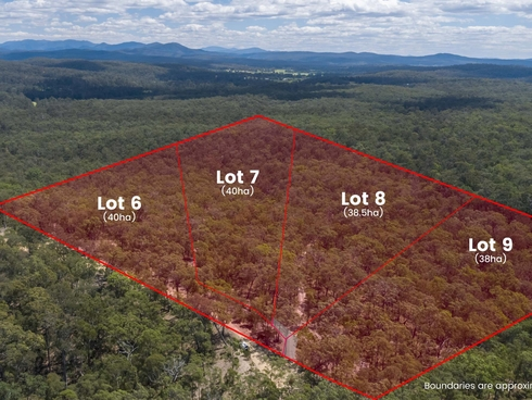 Lot 8 Wamban Road Moruya, NSW 2537