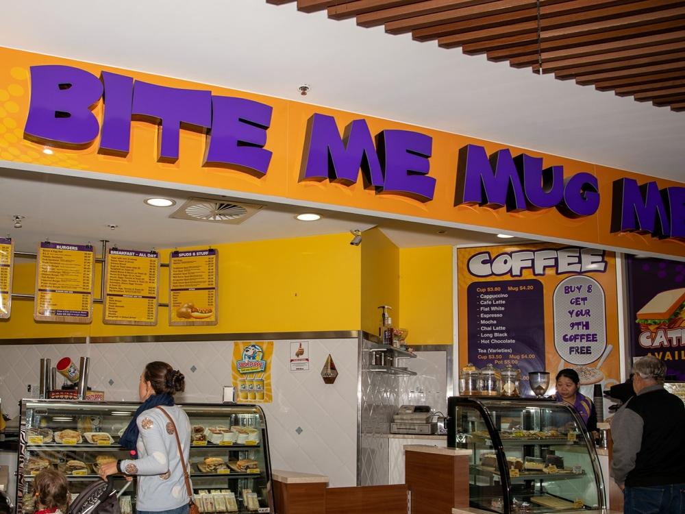 Bite Me Mug Me Dubbo, NSW 2830