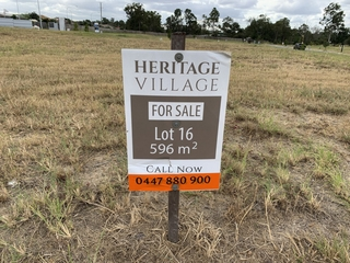 Lot 16/174 - 192 Green Road Heritage Park , QLD, 4118