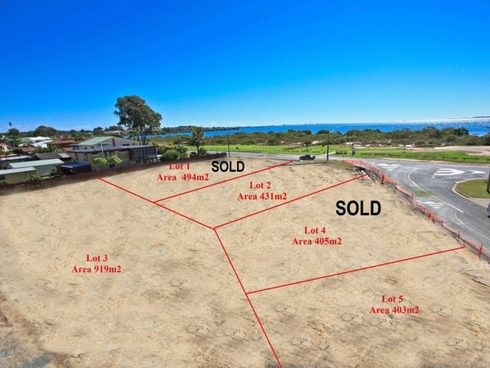 Lot 5 Baywalk Place Thorneside, QLD 4158