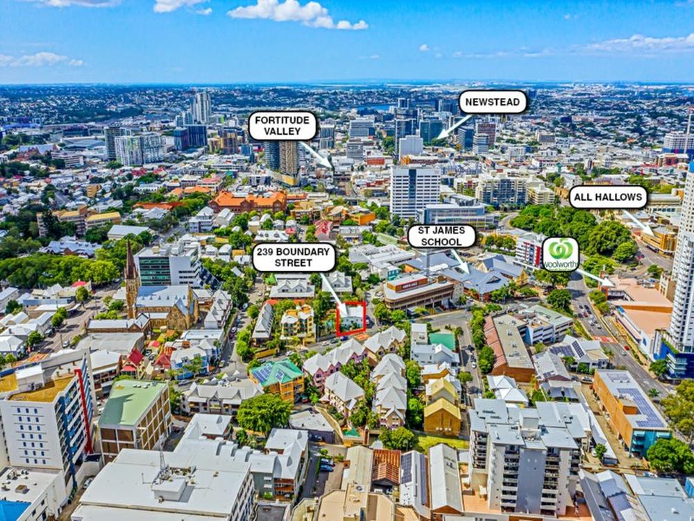 239 Boundary Street Spring Hill, QLD 4000
