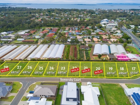 Lot 23 26 Somersby Court Birkdale, QLD 4159