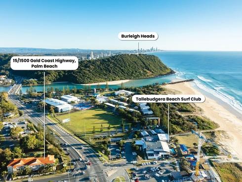 15/1500 Gold Coast Highway Palm Beach, QLD 4221