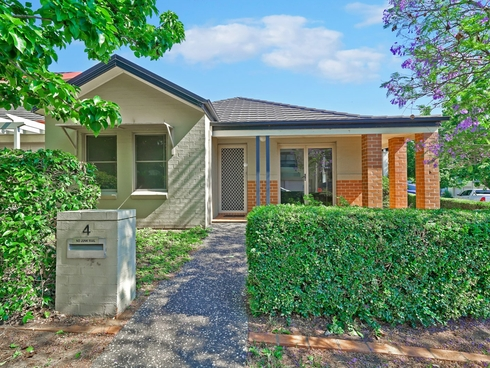 4 La Rambla Crescent Campbelltown, NSW 2560