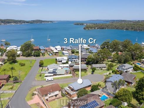 3 Ralfe Crescent Kilaben Bay, NSW 2283