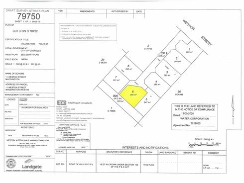 Lot 6/11 Weston Street Maddington, WA 6109
