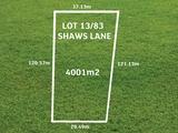 Lot 13/83 Shaws Lane Rosedale, VIC 3847