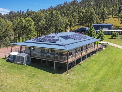 902 Tallawudjah Creek Road Glenreagh, NSW 2450