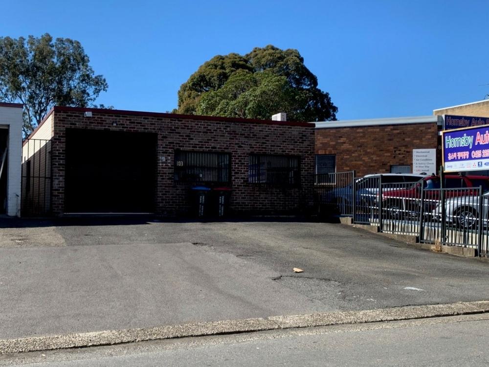 2/91 Hunter Street Hornsby, NSW 2077