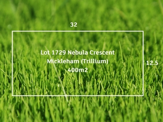 Lot 1729/ Nebula Crescent Mickleham , VIC, 3064