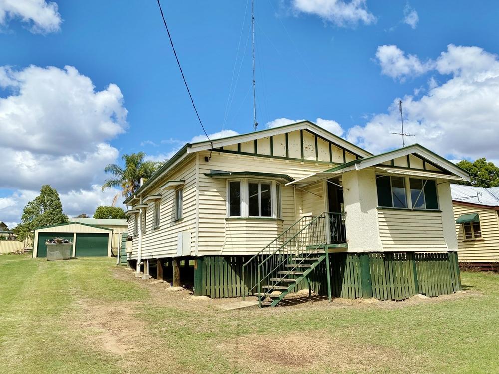 28 Edward Street Wondai, QLD 4606