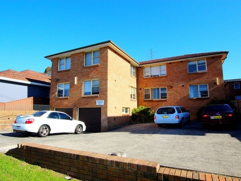 6/29 Fore Street Canterbury, NSW 2193