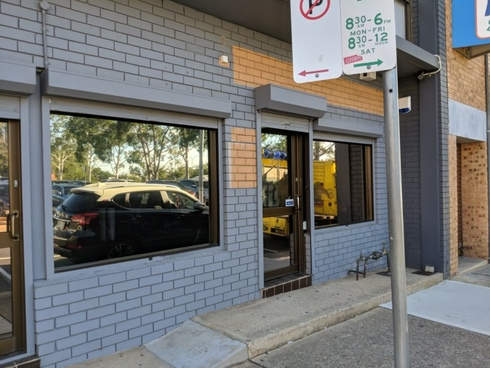 Suite 4/11 Patrick Street Campbelltown, NSW 2560
