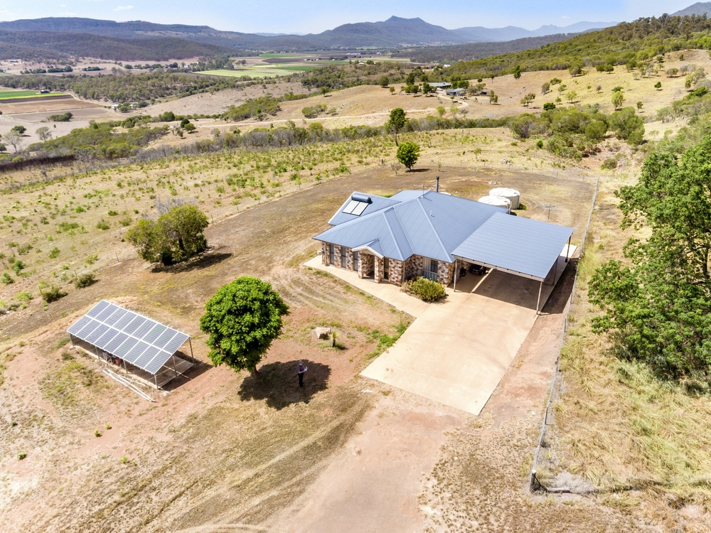 78 Laidley Creek West Road Mulgowie, QLD 4341