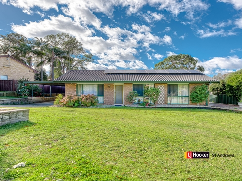 74 Ballantrae Drive St Andrews, NSW 2566