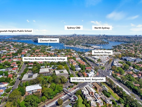510 Sydney Road Balgowlah, NSW 2093